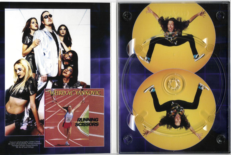 Weird Al Yankovic The Official Music Of Weird Al Yankovic
